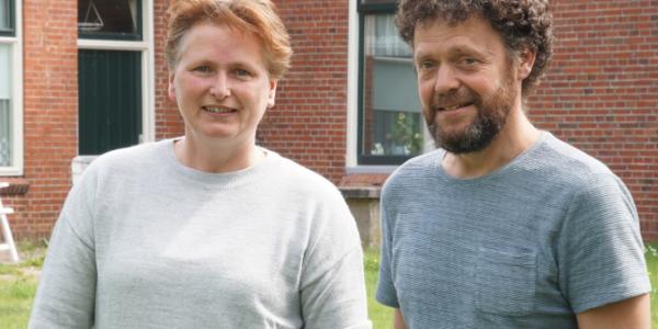 Marjan en Erik van der Velde_voorboeren